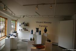 Vincent Massey Families display at Gallery of BC Ceramics in Granville Island of Vancouver.jpg