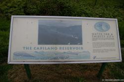 Capilano Reservoir Water for a Thirsty City sign at Cleveland Dam.jpg