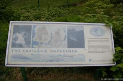 Capilano Watershed sign at Cleveland Dam.jpg